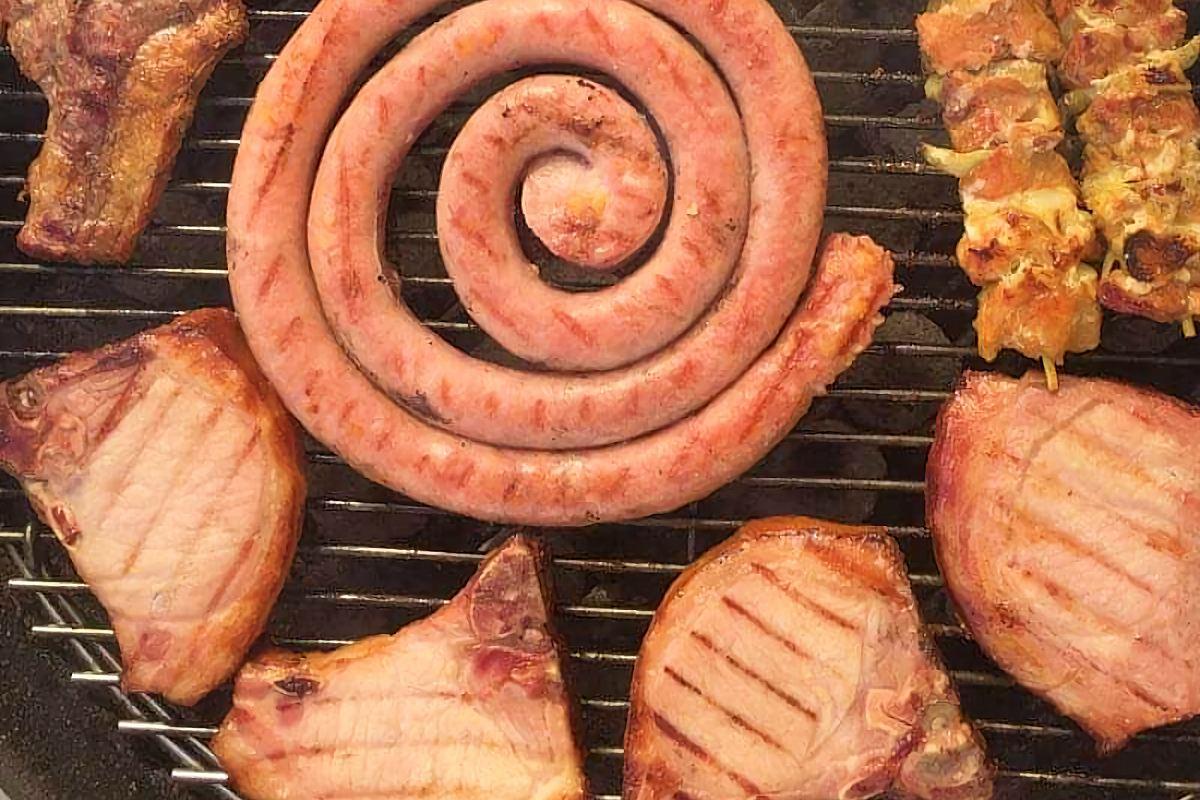 De Gift Farm Pork Butchery Riebeek West